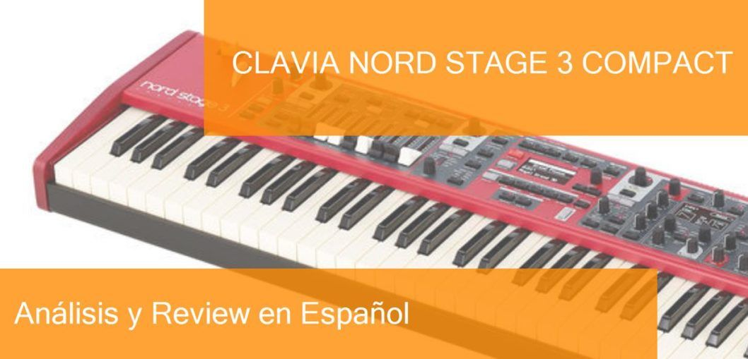 review demo clavia-nord-stage-3-compact