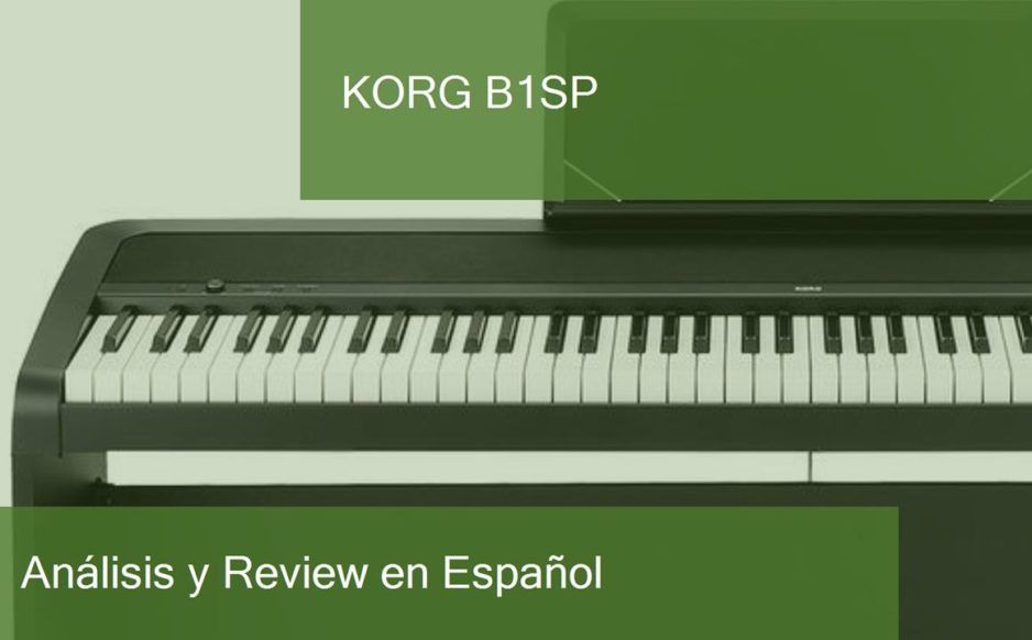 review korg-b1sp