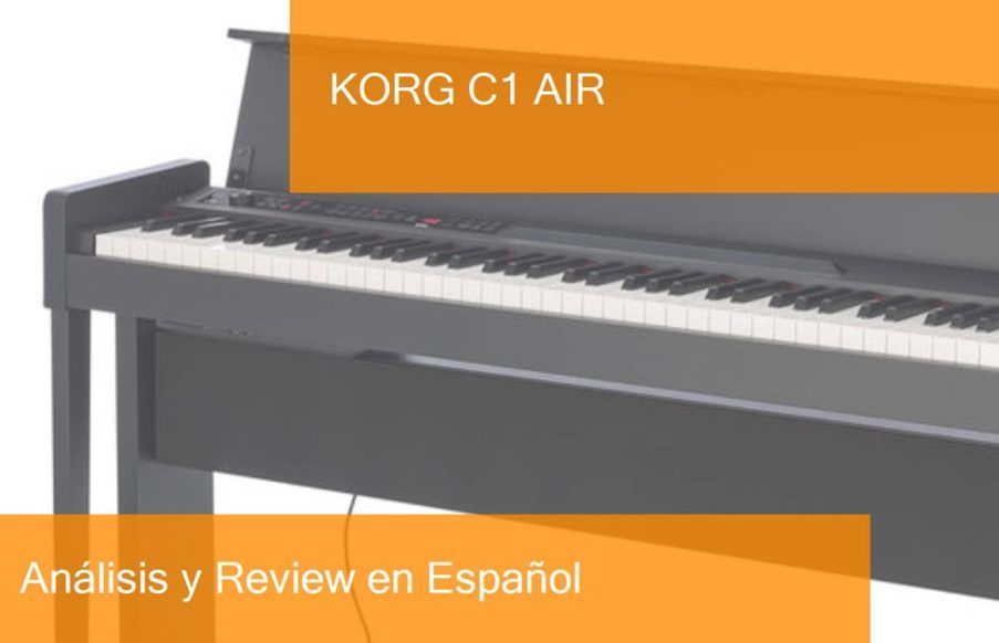 demo test review korg-c1-air