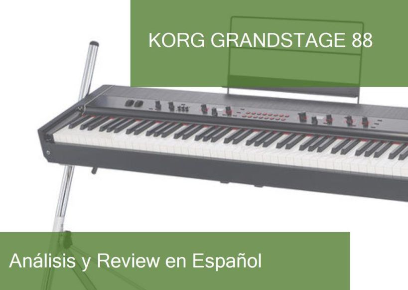 demo review korg-grandstage-88