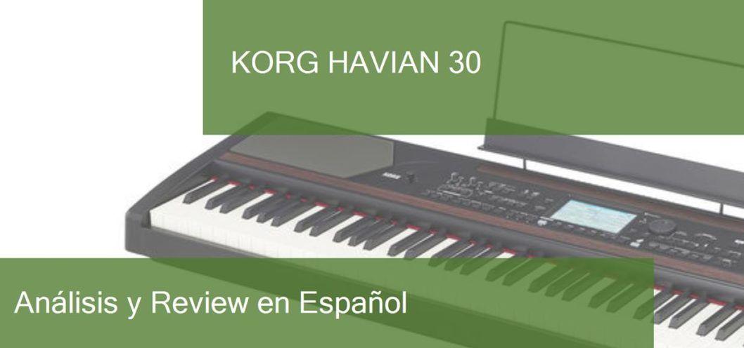 review korg-havian-30