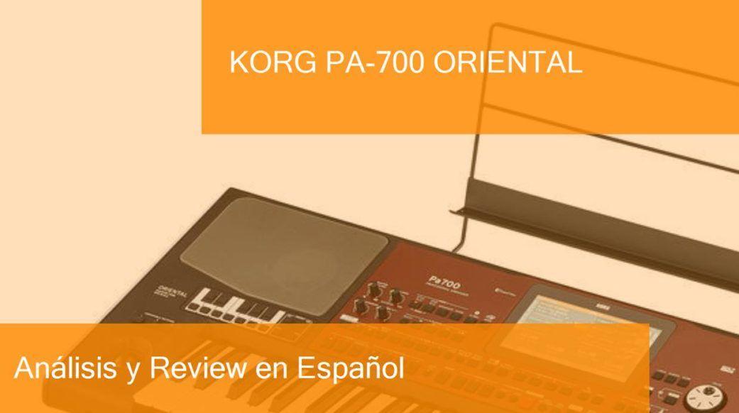 opinión korg-pa-700