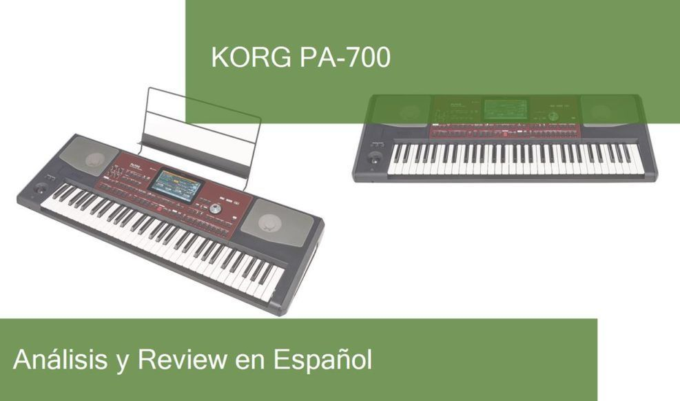 review korg-pa-700