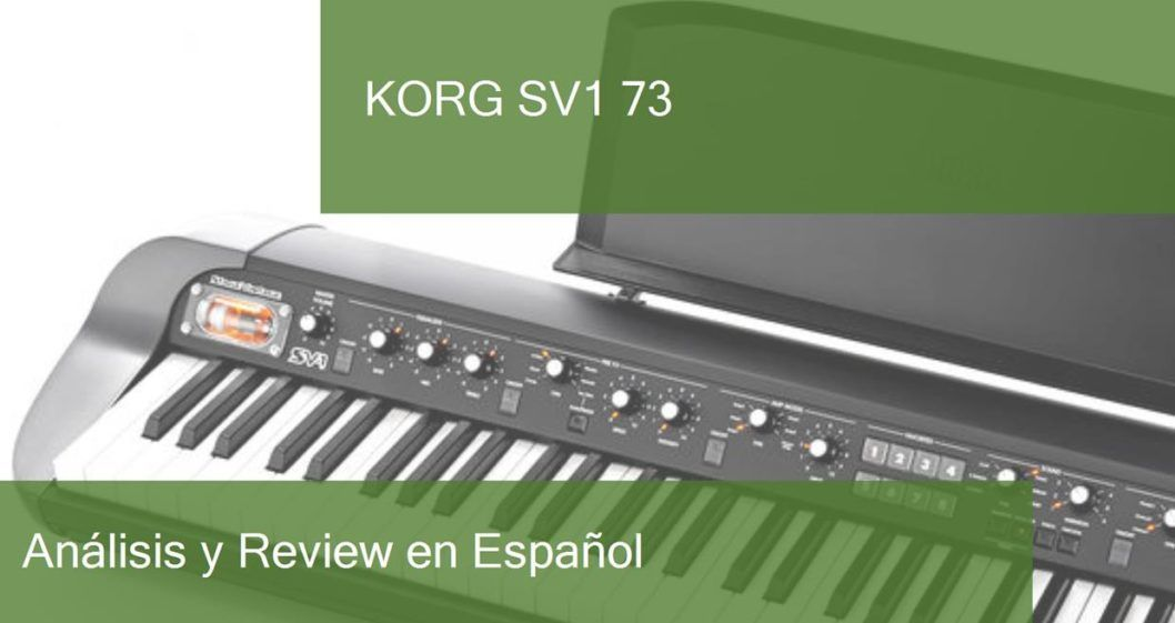 demo review korg-sv1-73