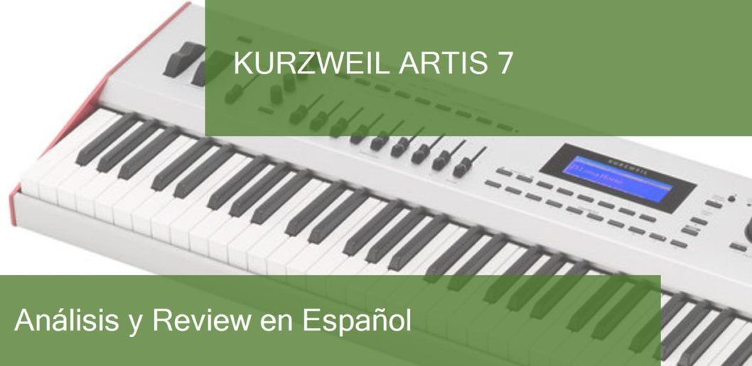 demo review kurzweil-artis-7