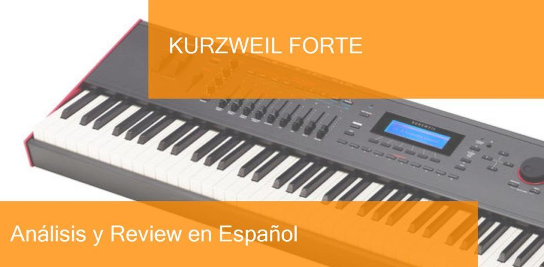 demo review kurzweil-forte