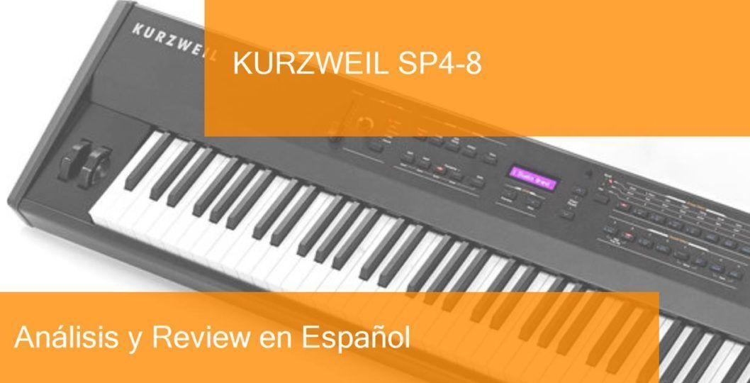 demo review kurzweil-sp4-8