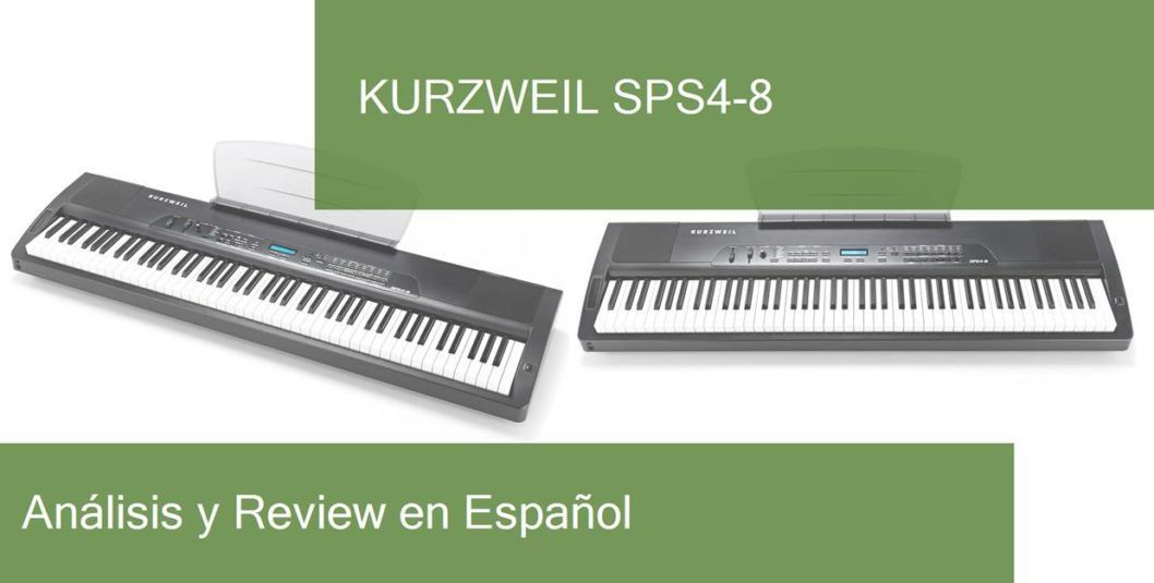 demo review kurzweil-sps4-8