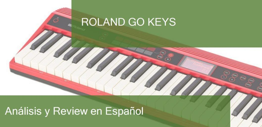 review roland-go-keys