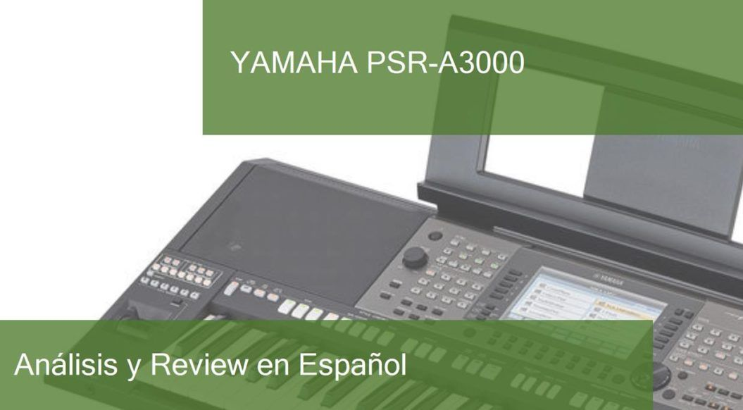 review yamaha-psr-a3000
