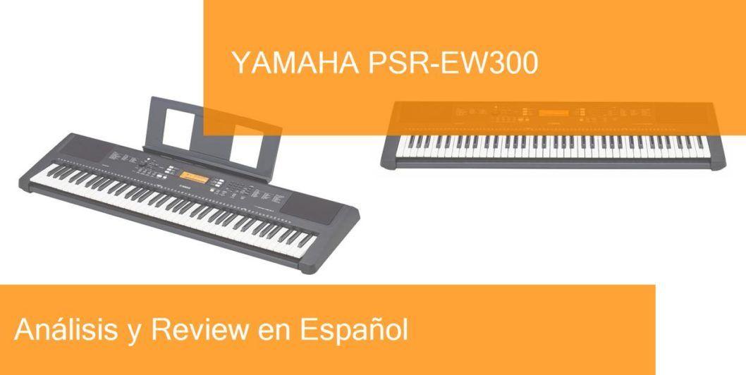 review yamaha-psr-ew300