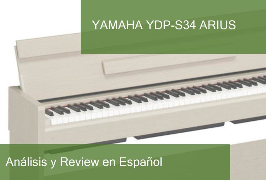 demo review opinión yamaha-ydp-s34