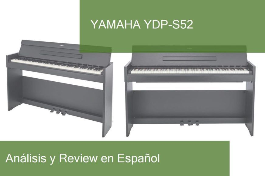 demo test yamaha-ydp-s52