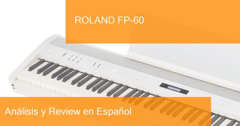 demo review roland-fp-60