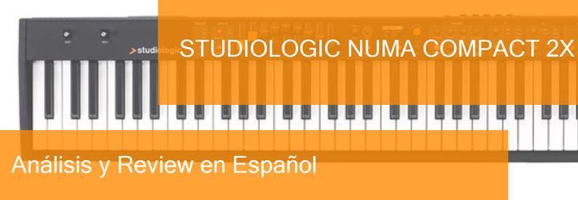 demo studiologic-numa-compact-2x