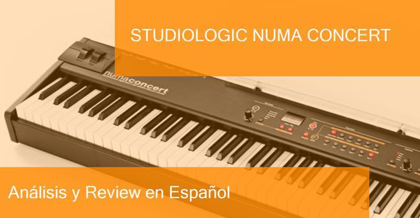 demo review studiologic-numa-concert