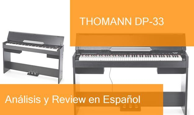 demo test review thomann-dp-33
