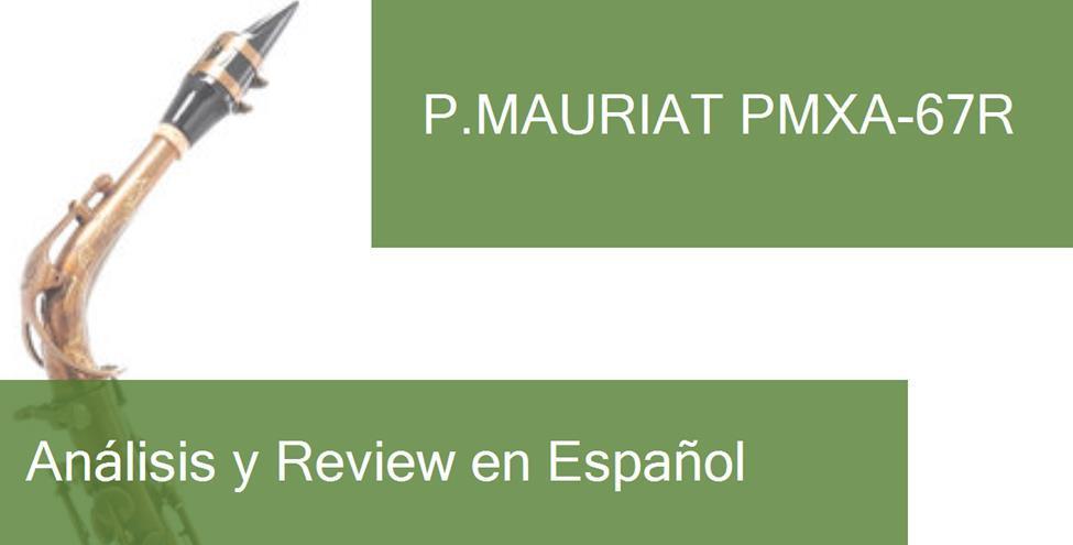 review p-mauriat-pmxa-67r