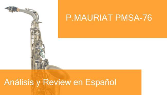 review P.Mauriat PMSA-76