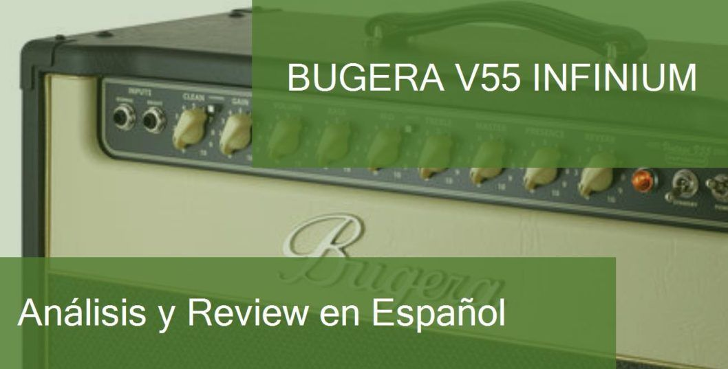 review bugera-v55-infinium