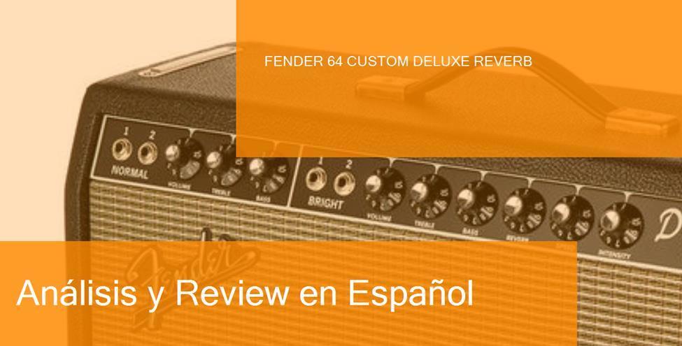 review fender-64-custom-deluxe-reverb