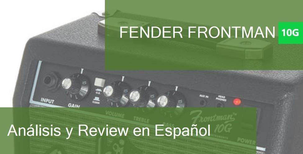 review fender-frontman-10g