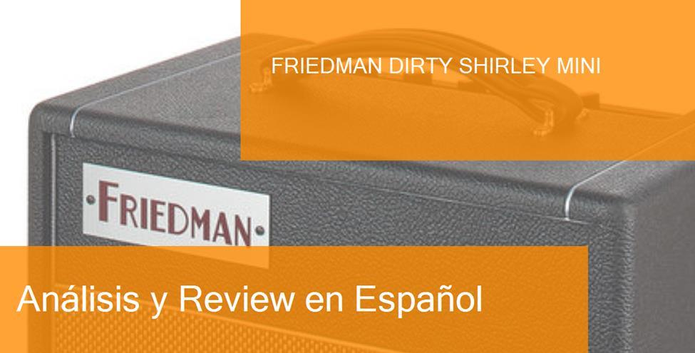 review friedman-dirty-shirley-mini