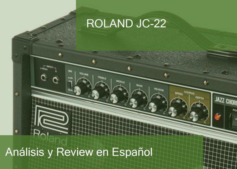 Review y Opinión del Roland JC-22 y Dónde Comprarlo