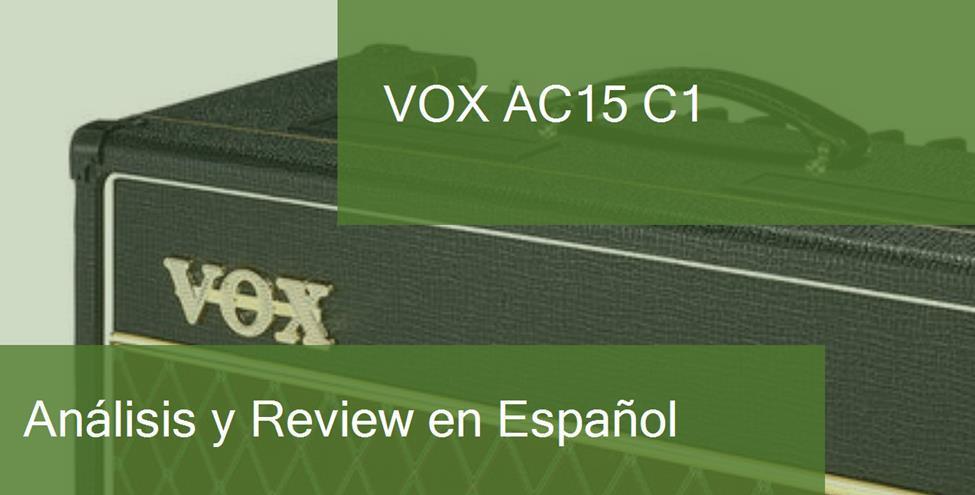 review vox-ac15-c1