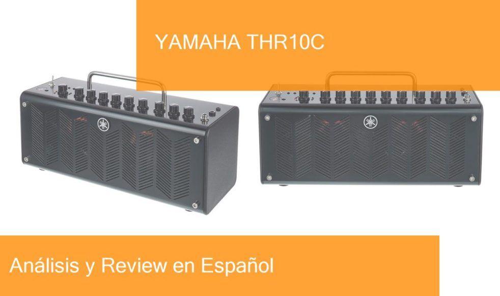 Review y Opinión del Yamaha THR10C y Dónde Comprarlo
