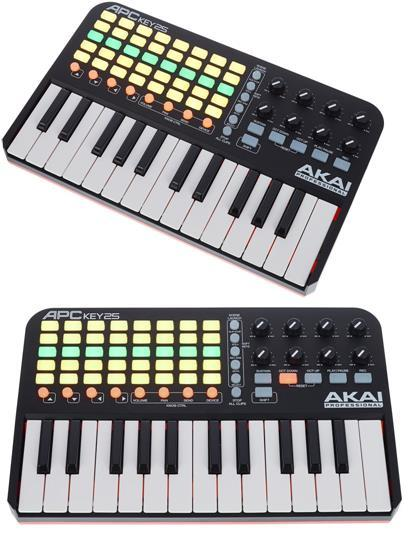 review akai-apc-keys-25