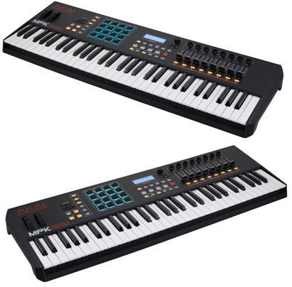 review akai-mpk-261