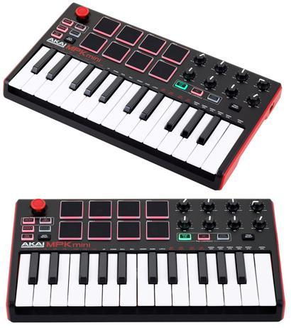 review akai-mpk-mini-mk2
