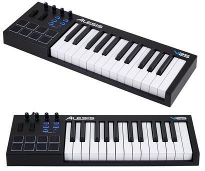 review alesis-v25