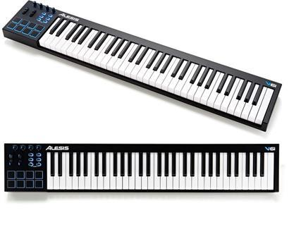 review alesis-v61