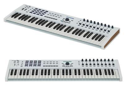 review arturia-keylab-mkii-61-white