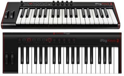review ik-multimedia-irig-keys-2-pro