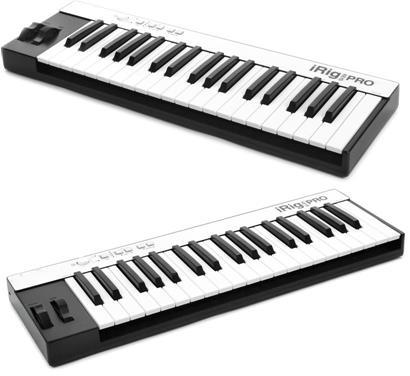 review ik-multimedia-irig-keys-pro