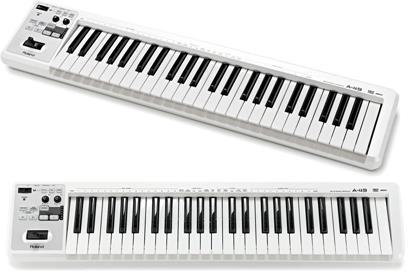 review roland-a-49-white