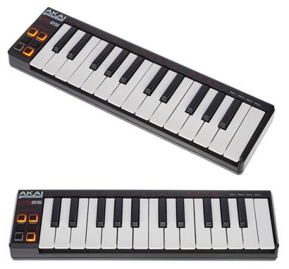 review akai-lpk-25
