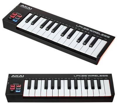 review akai-lpk-25-wireless