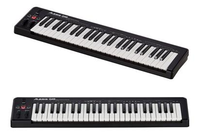 review alesis-q49-keyboard-controller