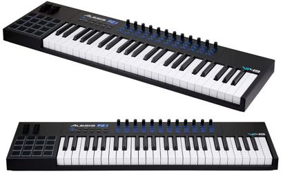 review alesis-vi49