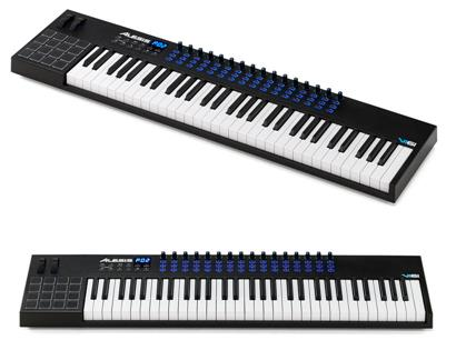 review alesis-vi61