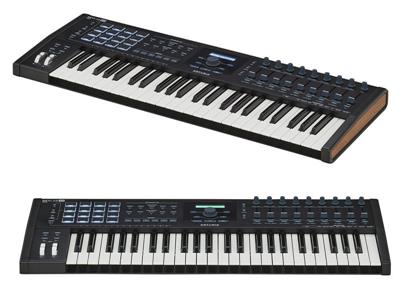 review arturia-keylab-mkii-49-black