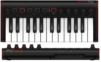 review ik-multimedia-irig-keys-2-mini