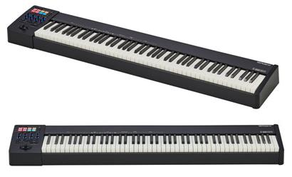 review roland-a-88-mkii