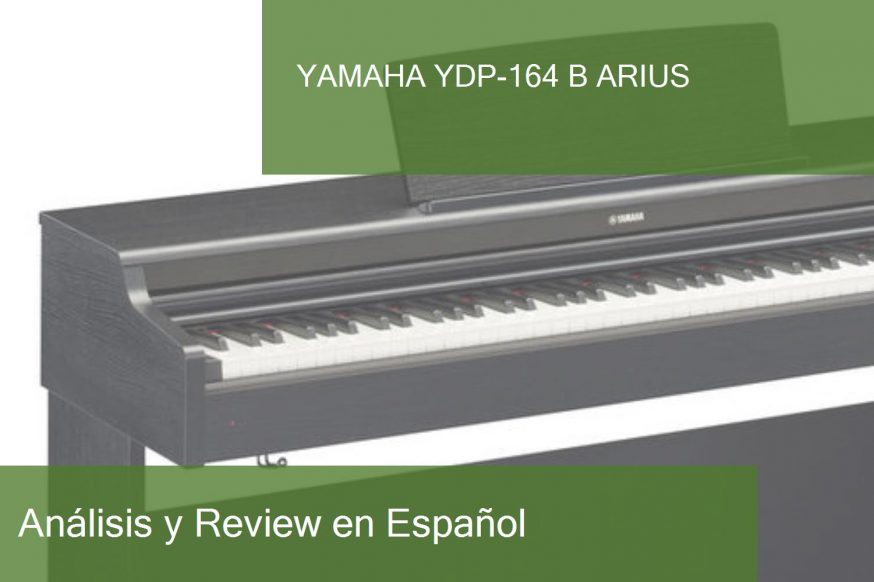 review YDP 164 Yamaha