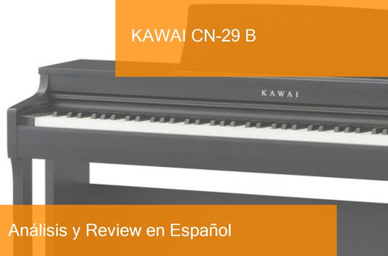 review Kawai CN 29